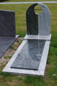 Marne Natuursteen grafstenen